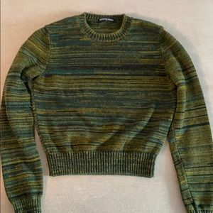 OG American Apparel Cropped Sweater